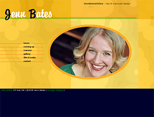 Jenn Bates Online